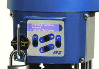 Local control, psc.2, lockable, electric, actuator, linear and rotary, PS automation accessories
